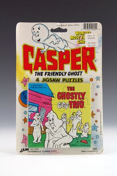 Casper Ghostly Trio puzzle