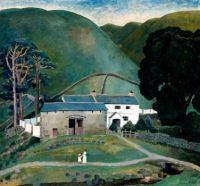 """Farm at Watendlath"" by Dora Carrington"