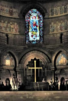 Strasbourg Cathedral Altar (large)