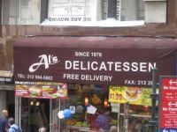 Al's Deli, NYC