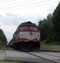 MBTA F40PH-2C
