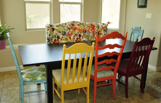Colorful Country Decor 1