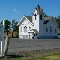 Country Bible Church, near Dusty, Wa.