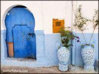 Blue stories... Tunisia