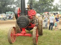 Mason, Mich steam show