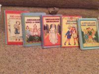 Childrens story books from days gone by