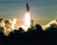 STS-60_Launch, Discovery 1994