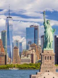 America's Statue of Liberty, New York City