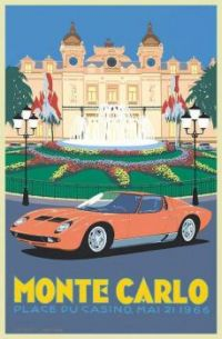 1966 Monte Carlo by Charles Avalon