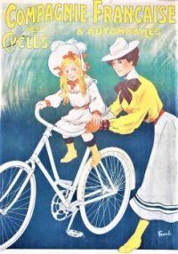 Themes Vintage ads - Compagnie Française des Cycles et Automobiles