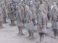 Terra Cotta Soldiers 3, China