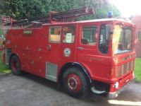 The old fire engine