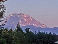 Mt Rainier--Barest Ever