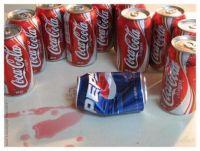 Coca x Pepsi