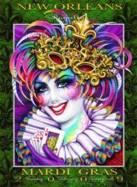 Mardi Gras Poster 4