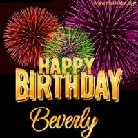 Happy Birthday Beverly