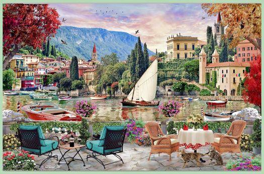 Al Fresco, Italy