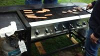 Liz's Family Reunion - King Sized Grill