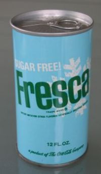 Old Fresca Can