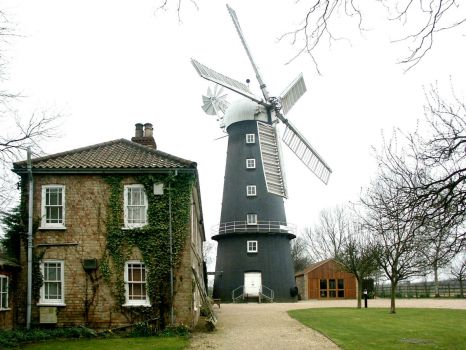 Hoyles Mill, Alford - 17th March 2003