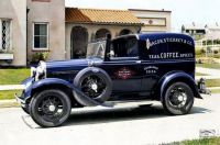 1931 Ford Model A Town Car Delivery. Bacon, Stickney & Co.