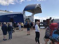Ferry to Samsø