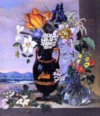 Vaza s cvetjem/A vase of Flowers