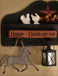 Happy Thanksgiving for our neighbours to the south
