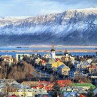 IJsland, Reykjavik