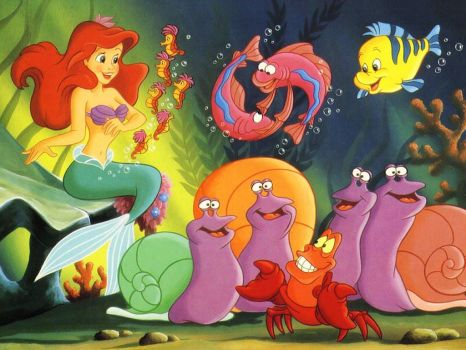 Ariel and Slugs