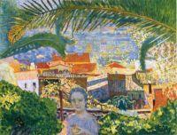 Pierre Bonnard: La palma, 1926