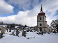 Kostel sv. Mikuláše, Horní Branná