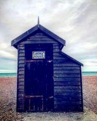 Smoke House, Brighton Beach, UK