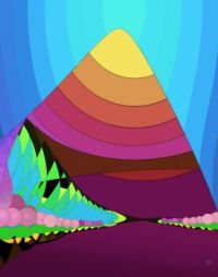 Candy Corn Mountain   [Jigidi]