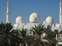 Grand Mosque, Abu Dhabi, UAE