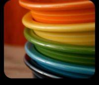 Fiestaware bowls!