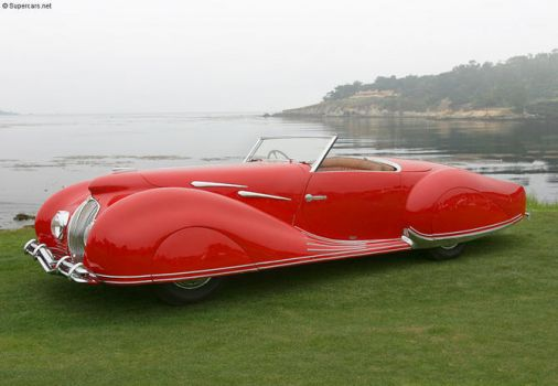 for spunky - 1948 Delahaye 135MS Narval