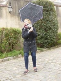 April winds in Chartres