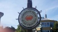 Fishersman Wharf Sign