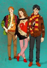 What on earth are you wearing, Weasley?