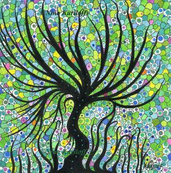 Leafy Tree II