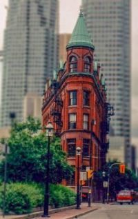 Flatiron Building, Toronto, Ontario