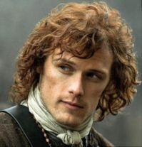 Sam Heughan as Jamie
