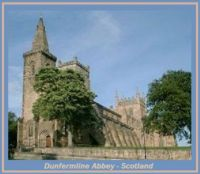 Dunfermline Abbey - Scotland