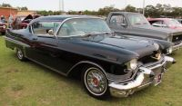 "Cadillac ""Series 62"" -  2 door Hardtop  -  1957"
