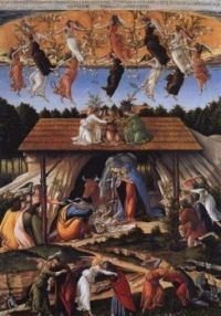 Sandro Botticelli,  Natività mistica (1500–1501)