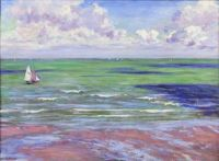 "Themes ""Seas, Seashells & Sea Life""- G. Caillebotte"