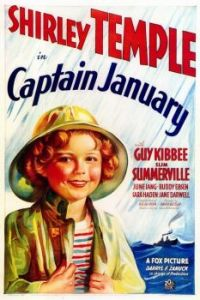 Themes Vintage illustrations/pictures - Shirley Temple movie poster