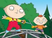 stewie VS brother