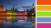 Parliament During Pride